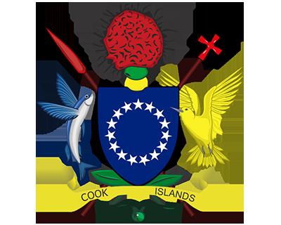 Cook Islands customs emblem