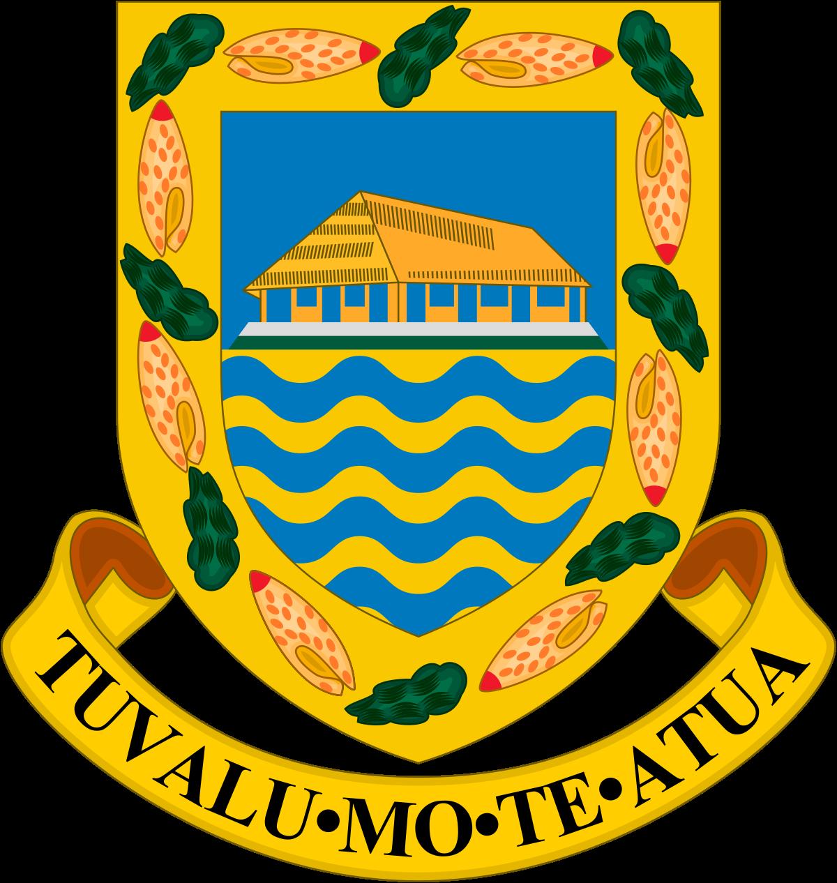 Tuvalu customs emblem