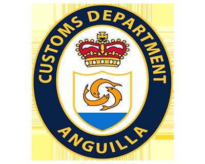 Anguilla customs emblem