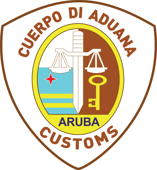 Aruba customs emblem