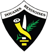 Benin customs emblem