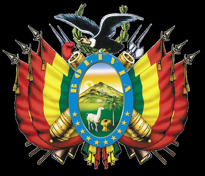 Bolivia customs emblem