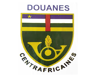 Central African Republic customs emblem