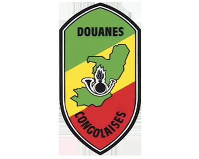 Congo customs emblem