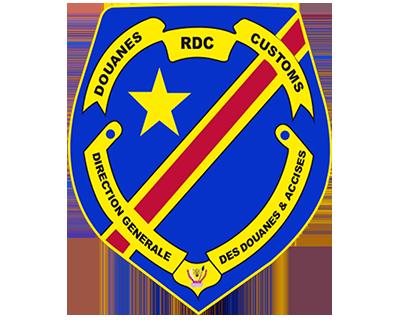 Democratic Republic of the Congo customs emblem