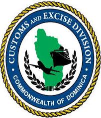 Dominica customs emblem