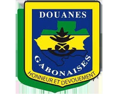 Gabon customs emblem