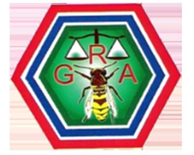 Gambia customs emblem
