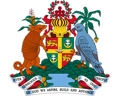 Grenada customs emblem