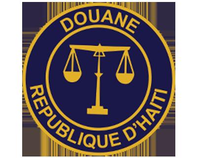 Haiti customs emblem