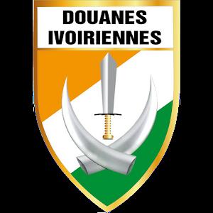 Cote d'Ivoire customs emblem