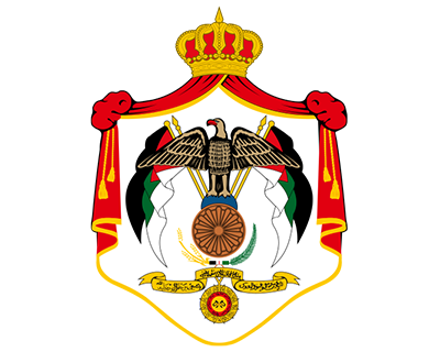 Jordan customs emblem