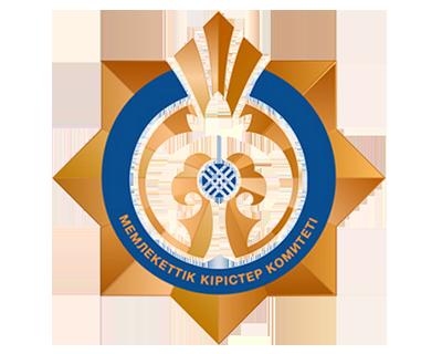 Kazakhstan customs emblem