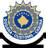 Kosovo customs emblem