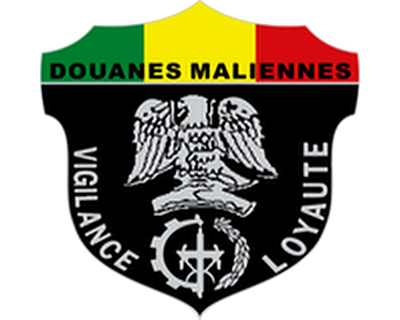 Mali customs emblem