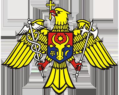 Moldova customs emblem