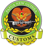 Papua New Guinea customs emblem