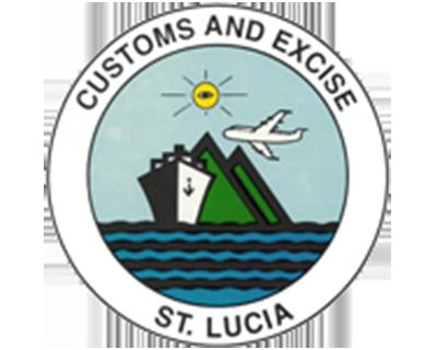 Saint Lucia customs emblem