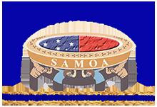 Samoa customs emblem