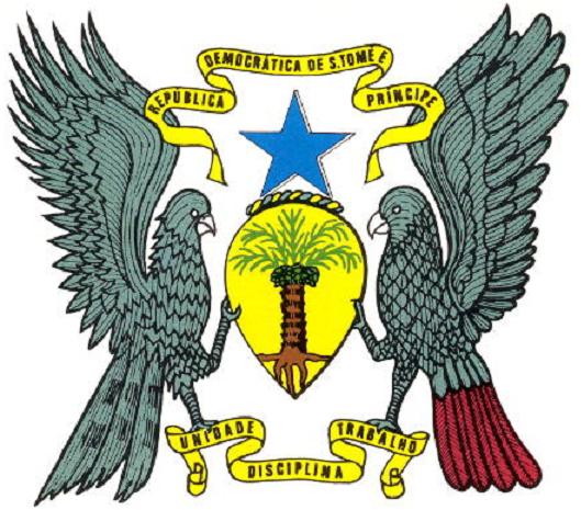 Sao Tome and Principe customs emblem