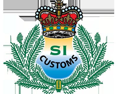 Solomon Islands customs emblem